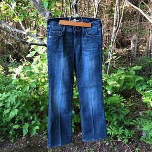 7 For All Mankind Jeans Spring 09 Bootcut